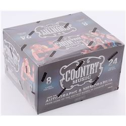 2014 Panini Country Music Unopened Hobby Box with (24) Packs