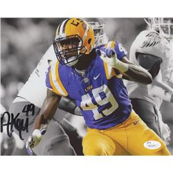 Arden Key Signed LSU Tigers 8x10 Photo (JSA COA)