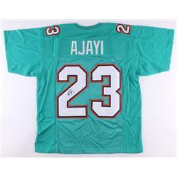 Jay Ajayi Signed Dolphins Jersey (JSA COA)