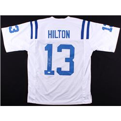 T.Y. Hilton Signed Colts Jersey (JSA COA)