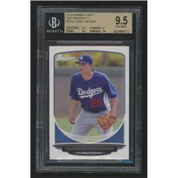 2013 Bowman Chrome Draft Top Prospects #TP42 Corey Seager (BGS 9.5)
