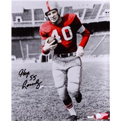 Howard Cassady Signed Browns 11.5x14 Photo (Cassady Hologram)