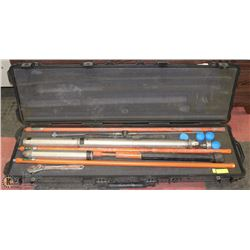 AMS CORING UNIT WITH A PELICAN 1750 ROLLING CASE