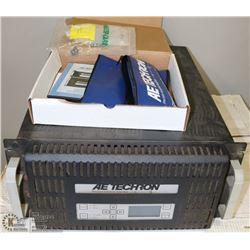 AE TECHRON 7548 INDUSTRIAL AMPLIFIER