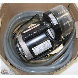 GREYLOR 200 115V ROLLER PUMP