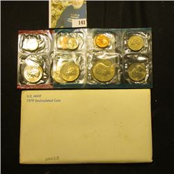 1979 U.S. Mint Set in original envelope as issued.