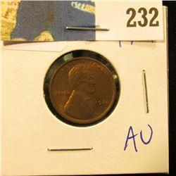 1924 Lincoln Cent - AU