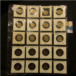 Nice mixed grouping, 3 Liberty Nickels, 2-1906, 1-1897  G, 9 Buffalo Nickels 1926,30,34,3-36 P, 2-37