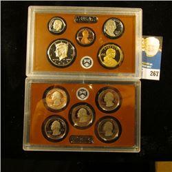 2013 S Proof Set, 10 coins, no box