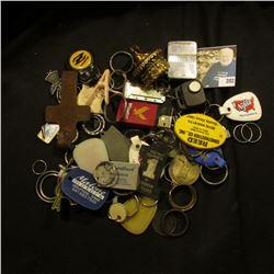 """""""Bruce"""" Money Clip; """"Celest"""" Guilt desk type Cigarette Lighter; """"Winston"""" Cigarette Lighter; """"Park"""""""