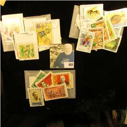Democratic Republic of Vietnam & Socialist Republic of Vietnam (120) Stamps & (2) Souvenir Sheets or