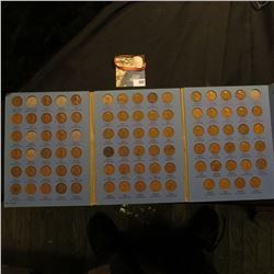 Partial Set (83) different Lincoln Cents 1909-1940. Missing only 1909 S, 09 S VDB, 12S, 13S, 14D, 22