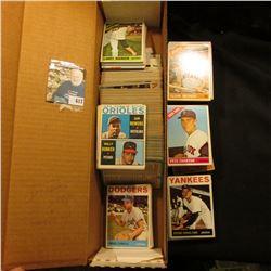 14  Card Stock Box over half full of 1959-69 Topps.