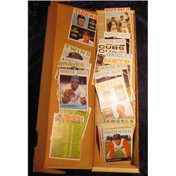 14  Card Stock Box nearly full of 1964 Topps Baseball cards.