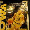 Image 2 : (5) Different Iowa Hawkeye Posters; & (4) Different 1970-80 era Hawkeyes Pinbacks.