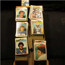 Large Stock box full of 1977 Topps Baseball cards.