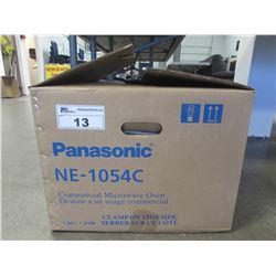 PANASONIC NE-1054C COMMERCIAL MICROWAVE OVEN
