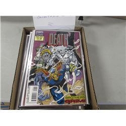 25 #1 ISSUE COLLECTIBLE COMICS