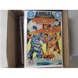 25 ASSORTED COLLECTIBLE COMICS (5 SETS)