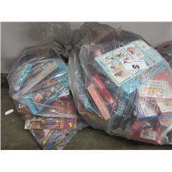 2 BAGS OF ASSORTED VALENTINES DAY CARDS