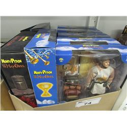 """8 NEW MONTY PYTHON 12"""" COLLECTIBLE FIGURINES"""