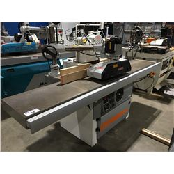 CANTEK CASOLIN F90 SHAPER WITH POWER FEED