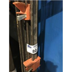 PAIR OF 12' BAR CLAMPS