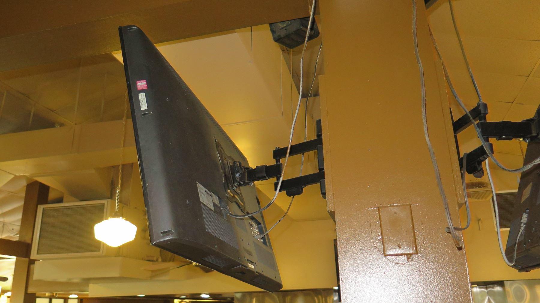 Large Flat Screen LG TV - Model 42LK450-UB