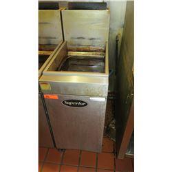 Superior Commercial Deep Fryer