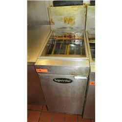Superior Commercial Deep Fryer