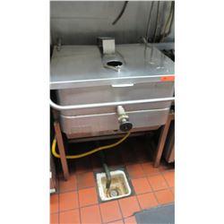Groen Electric Tilt Skillet Soup Kettle Braising Pan