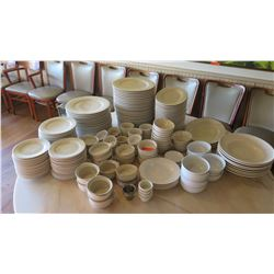 Misc. Round & Oval Dishes, Bowls, Ramekins (Various Sizes)