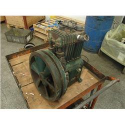 Quincy Air Compressor Pump Head, Size: 3-1/2 & 2 x 2-1/2