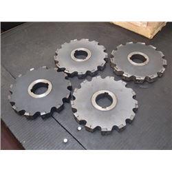 Ingersoll V-Max 160 x 20mm Slot Milling Cutters, P/N: 56K6V16020BDL01