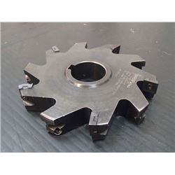 """Iscar 5"""" x 3/4"""" Indexable Slot Milling Cutter, P/N: D125-10R-117975-051"""