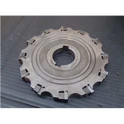 """Carboloy Futurmill 6"""" x 1/2"""" Indexable Slot Milling Cutter, P/N: ASL-0612-5"""