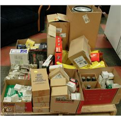 PALLET OF ASSORTED AUTOMOTIVE ITEMS INCLUDING