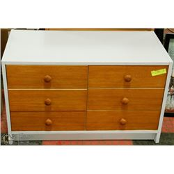"CHEST OF DRAWERS 32""W X 19""H"