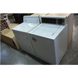 ENERGY GUIDE WASHER AND DRYER