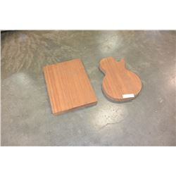 WOOD SLABS FOR GUITAR BODIES