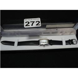STERLING SILVER LADYS WATCH RETAIL $150.00