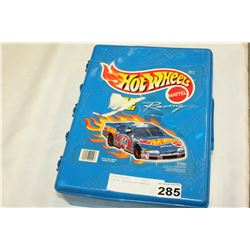 BOX OF VARIOUS HOT WHEELS