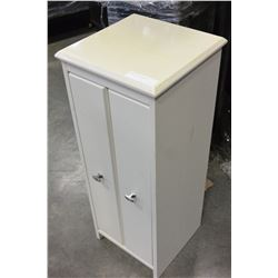 SMALL 2 DOOR CUPBOARD