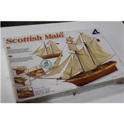 SCOTTISH MAID MODEL SHIP