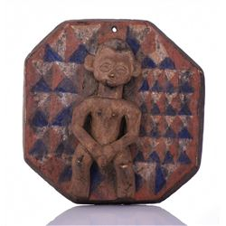African Yaka Wood Sculpture, Congo. African