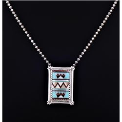 Carolyn Pollack Relios Southwest Sterling Silver
