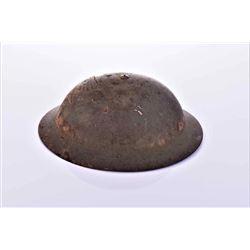 WW1 Infantry Helmet. Possibly US Doughboy or