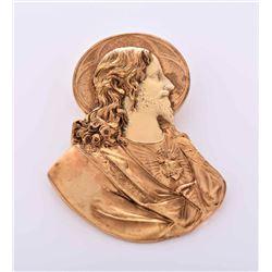 Louis Vincent Aronson 1924 Jesus Gold and