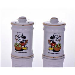 1980's Walt Disney Productions Chef Mickey Mouse