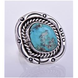 Navajo Native American Southwest Blue Turquoise